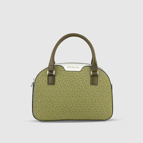 Athison Cotton & Viscose Handbag