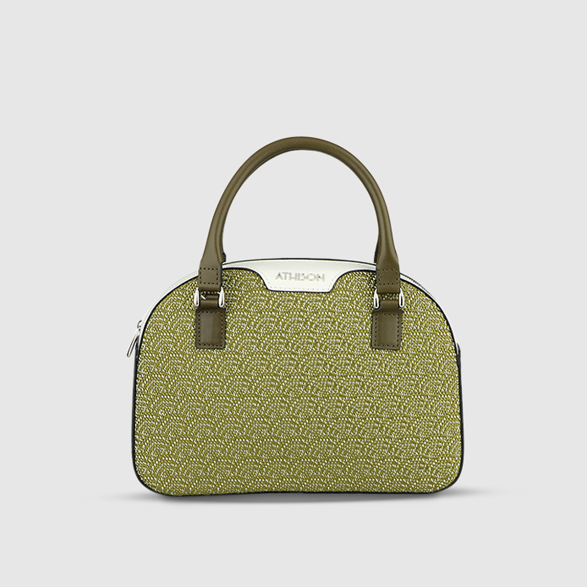 Athison Gala Leather Handbag