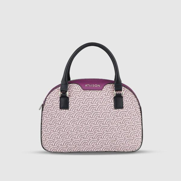 Athison Cotton & Viscose Handbag