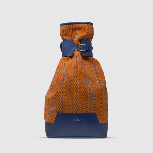 Athison Orange/Blue Alight Backpack