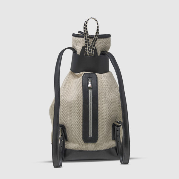 Athison Gray/Black Alight Backpack