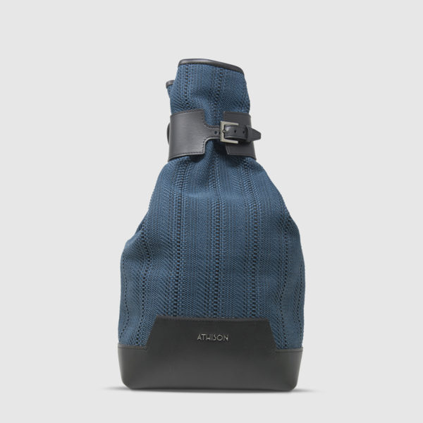 Athison Black/Jeans Alight Backpack