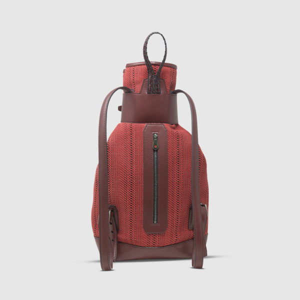 Athison Red Alight Backpack