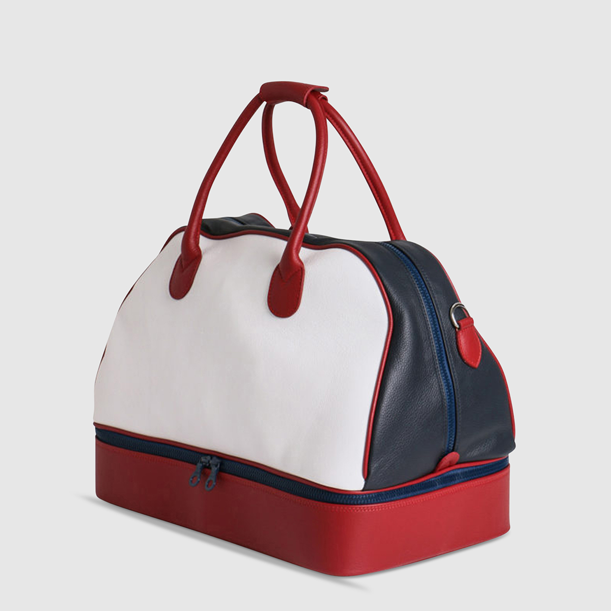 Terrida Leather Sport Bag