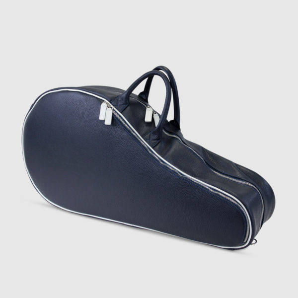 Terrida Leather Tennis Racquet Bag