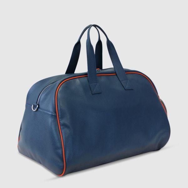 Terrida Leather Sport Duffel Bag