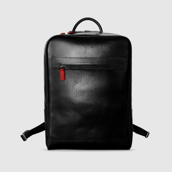 Terrida Leather Tech Backpack