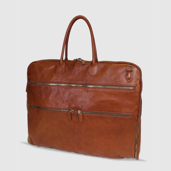 Terrida Leather Garment Bag
