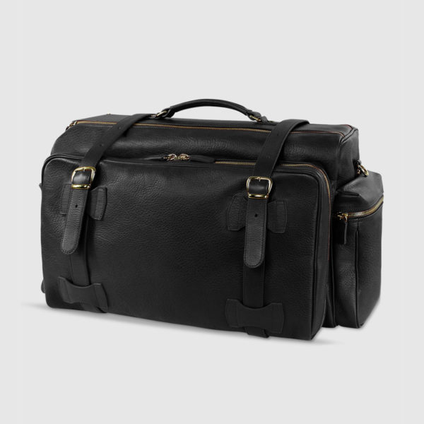 Terrida Leather Weekender Luggage Bag
