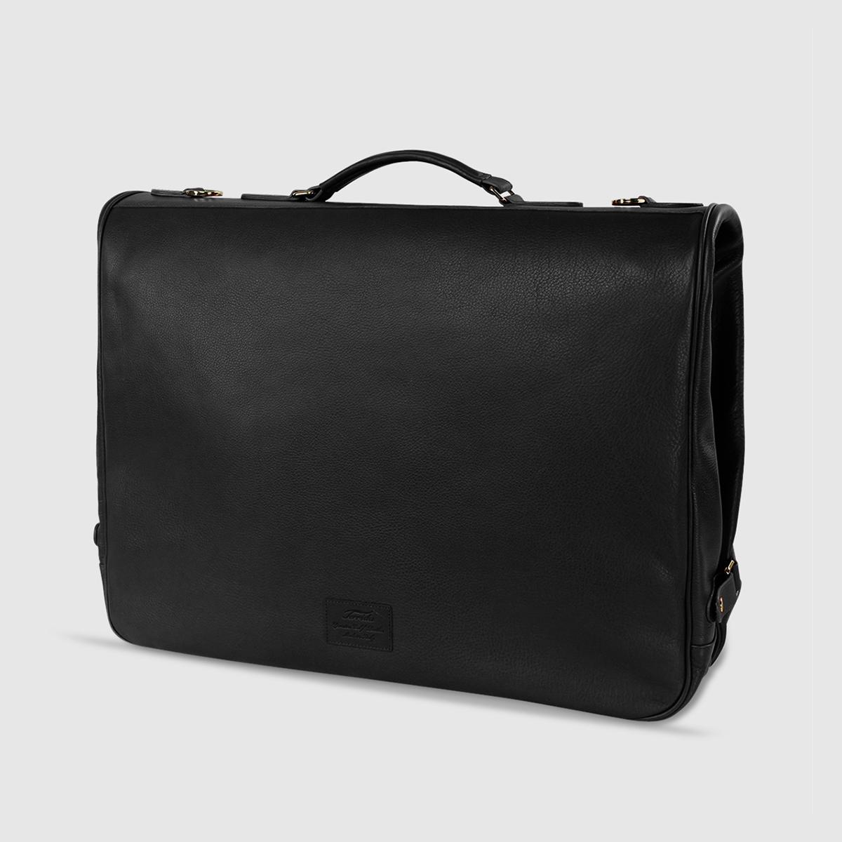 Suitcase da viaggio in pelle