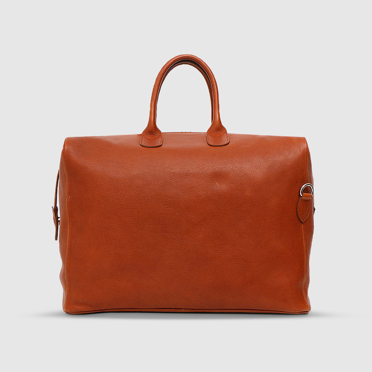 Terrida Leather Travel Bag