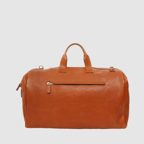 Terrida Leather Travel Duffle