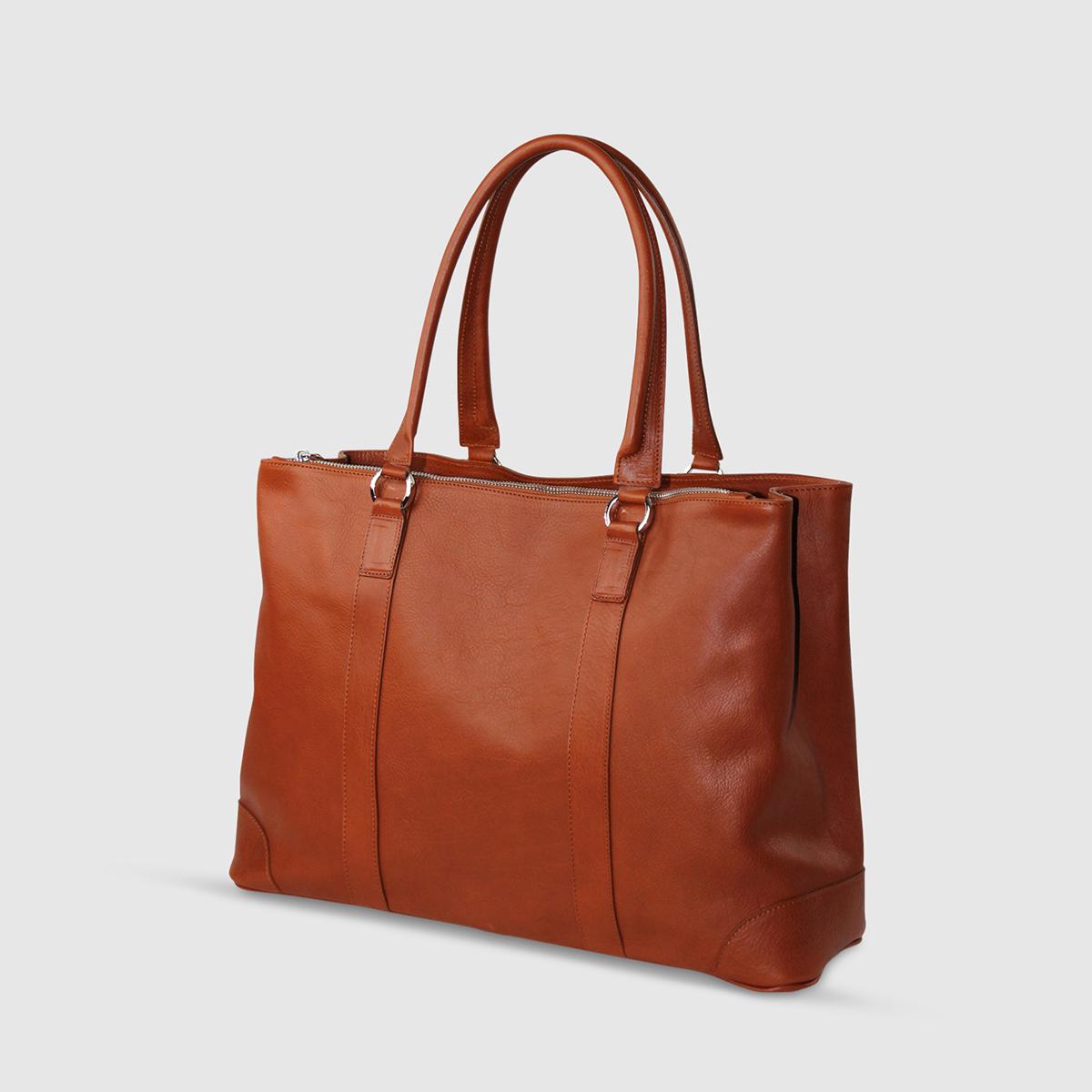 Terrida Leather Shopper