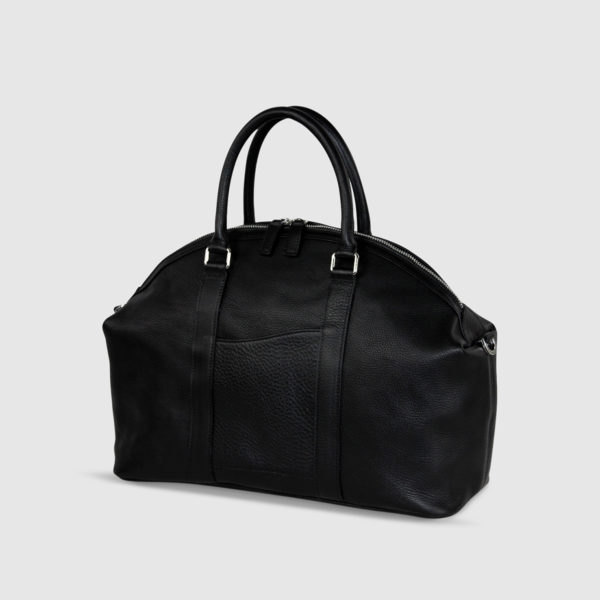 Terrida Leather Domed Shopper
