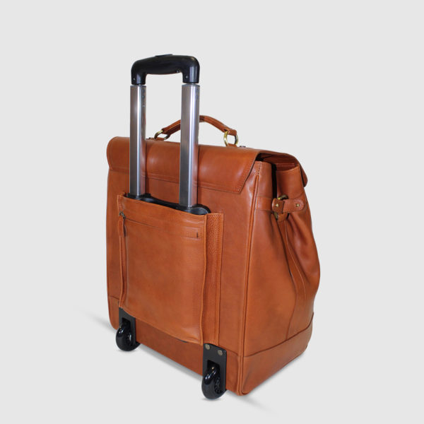 Borsa Trolley Terrida in Pelle