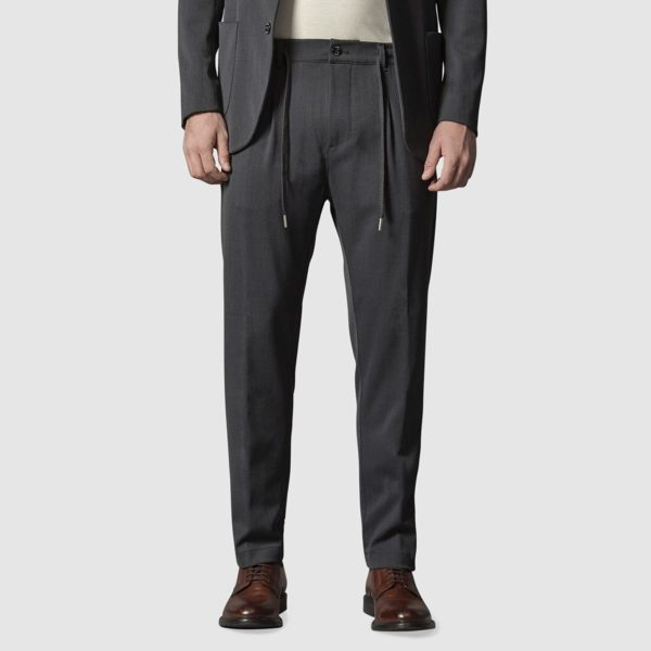 Pantalone Mitte in Lana Tecnica