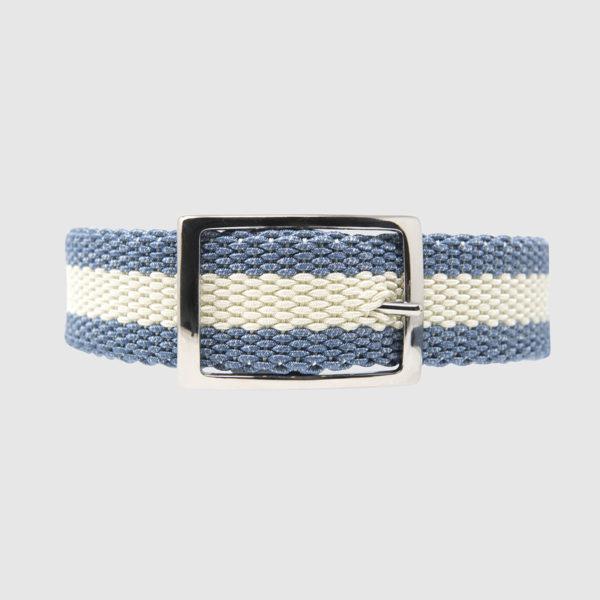 Jeans/White Foxtrot Reversible Belt