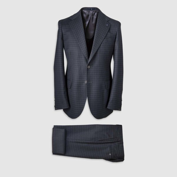 Brò-Saint-Maloù Suit in 130s Four Season Wool