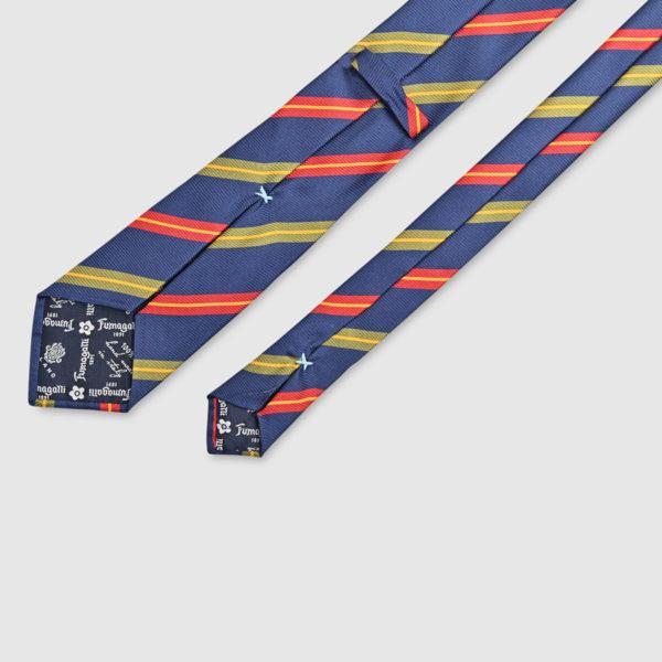 100% Regimental Silk  Tie