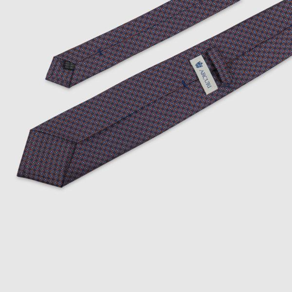 Cravatta 3 Pieghe 100% Seta