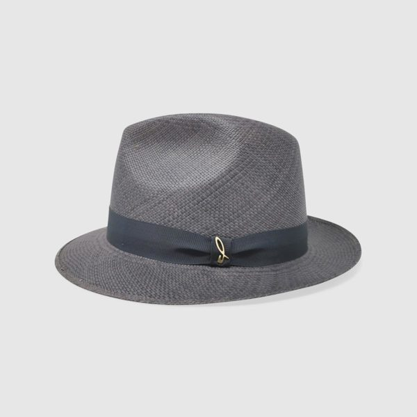 Cappello Fedora ad Ala Piccola – Indaco