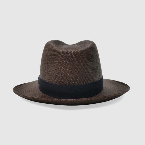 Cappello Drop ad Ala Media – Cioccolato