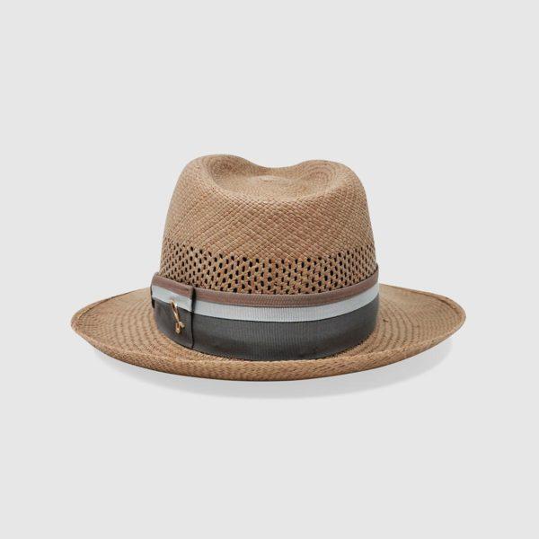Cappello Drop Semicalado – Marrone Torba