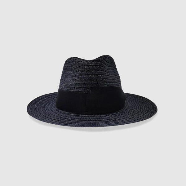 Cappello Drop Jigen in Intreccio di Canapa – Paglia