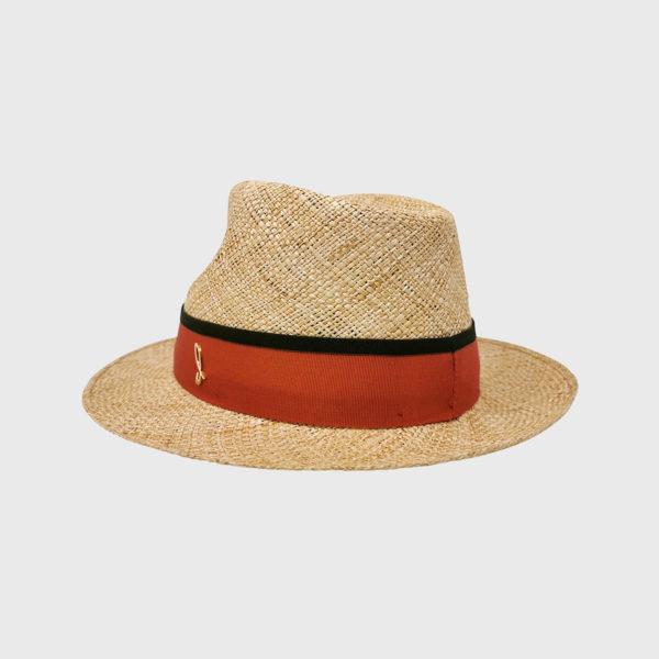 Cappello Drop in Paglia di Baku
