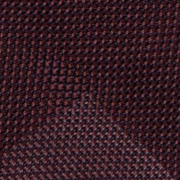 Bordeaux Silk Grenadine Tie